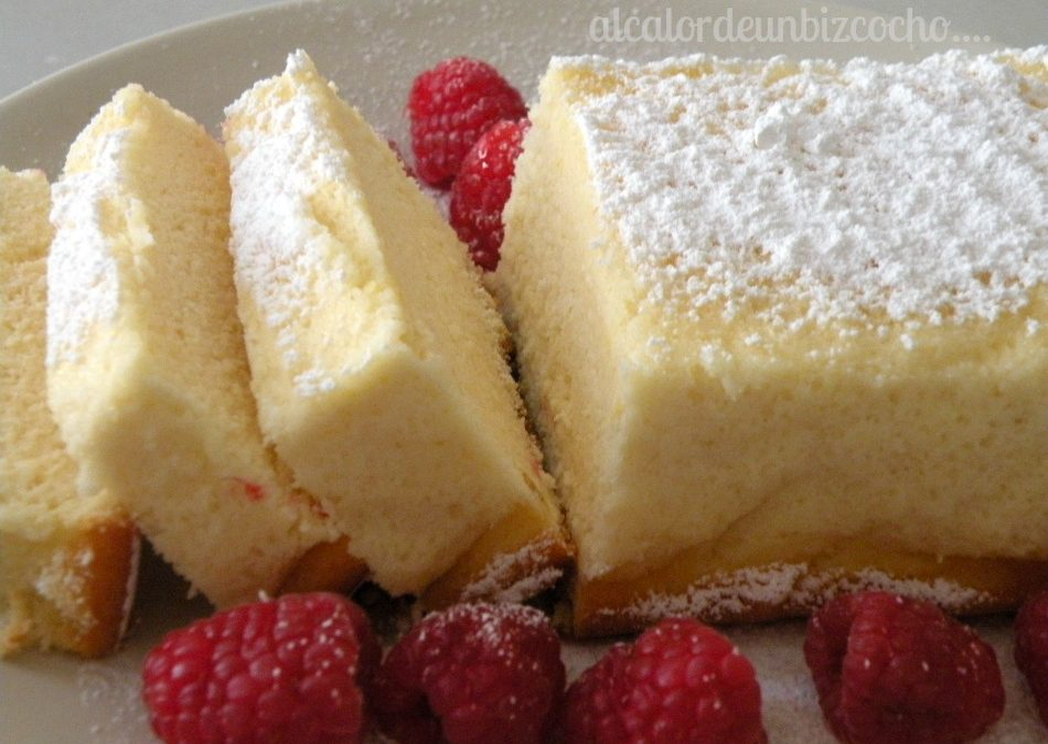 JAPANESE CHEESECAKE ….